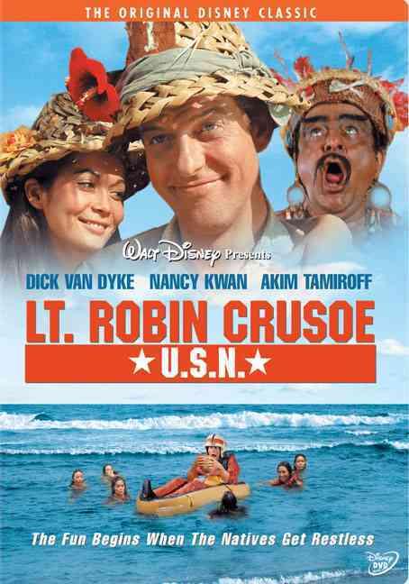 LT ROBIN CRUSOE USN BY KWAN,NANCY (DVD)